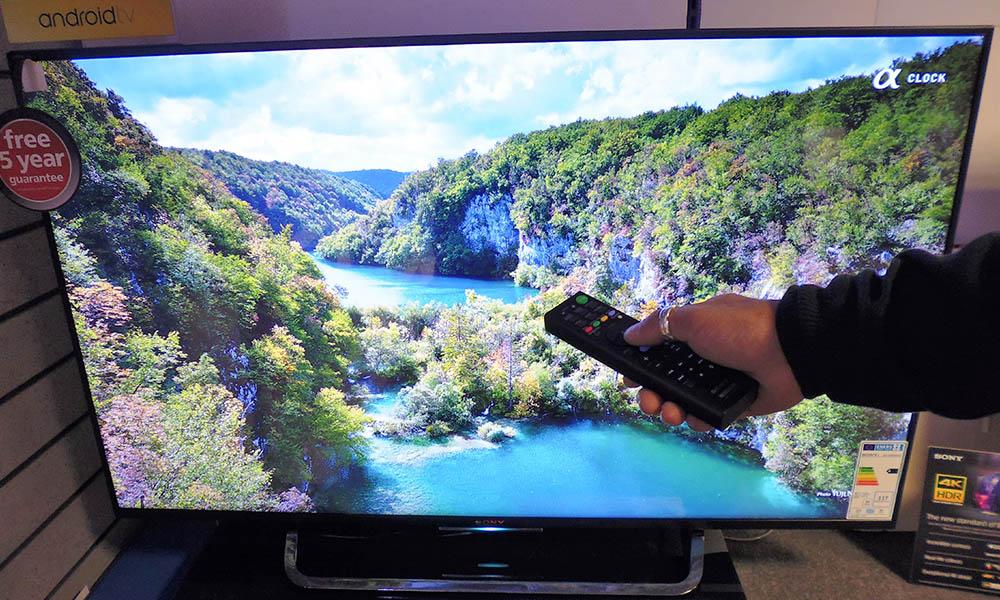 Review: Sony X83C Android Smart 4K UHD TV Range - Hughes Blog