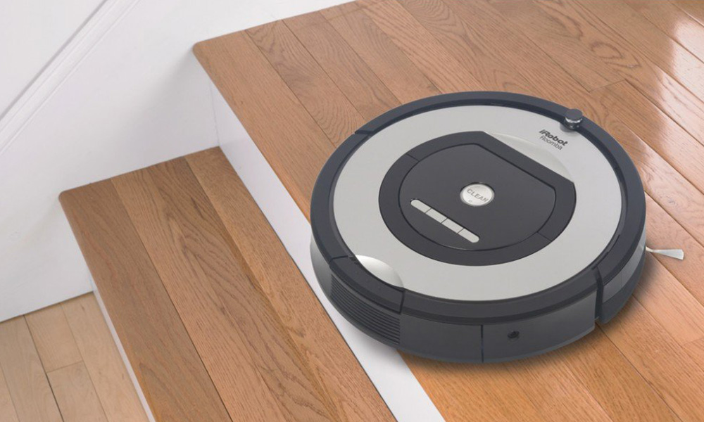 מעולה WIN: iRobot Roomba 774 Vacuum Cleaning Robot - Hughes Blog DX-79