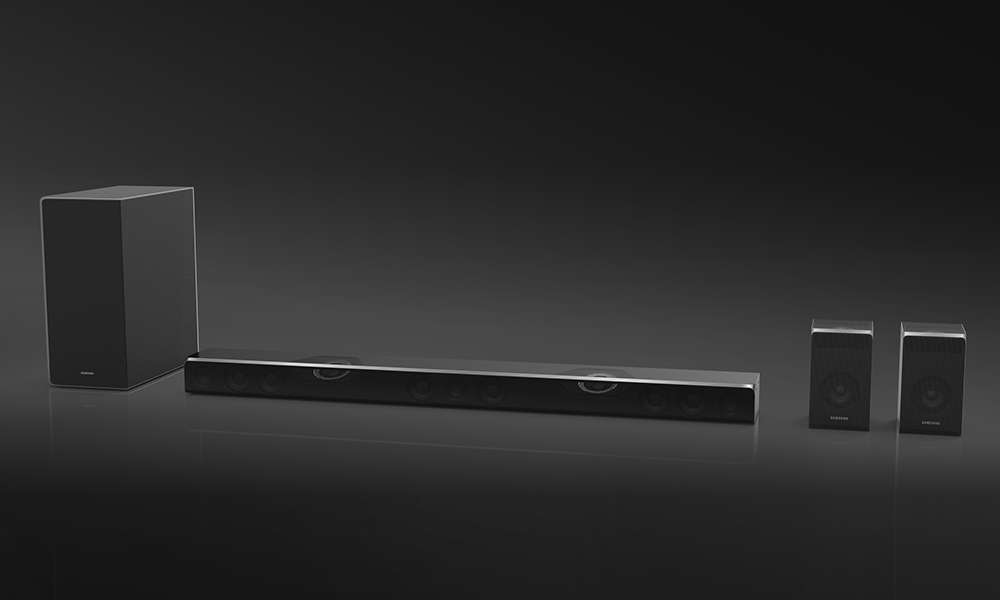 And Review 5 4 Soundbar Wireless 500w Hwk950 Samsung 1 Channel