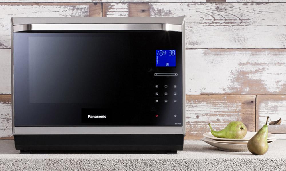 Win Panasonic Nncf853wbpq Combination Microwave Oven