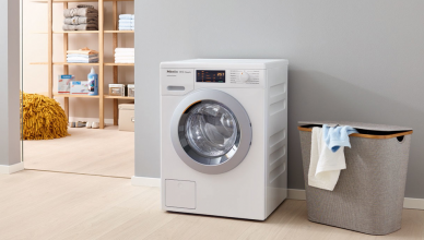 Miele WDB020 1400 Spin 7kg Washing Machine