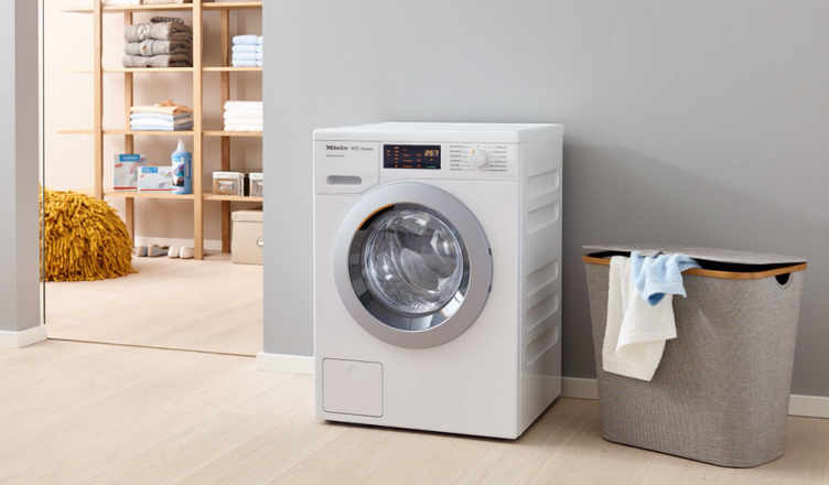 Miele WDB020 1400 Spin 7kg Washing Machine - Hughes Blog