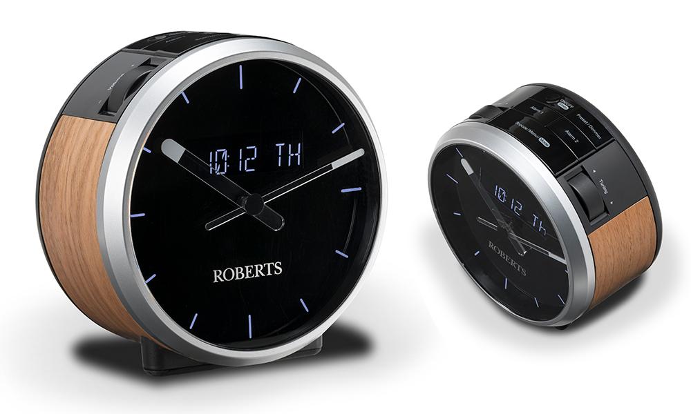 WIN! A Roberts Ortus Time DAB+/DAB/FM Alarm Clock Radio