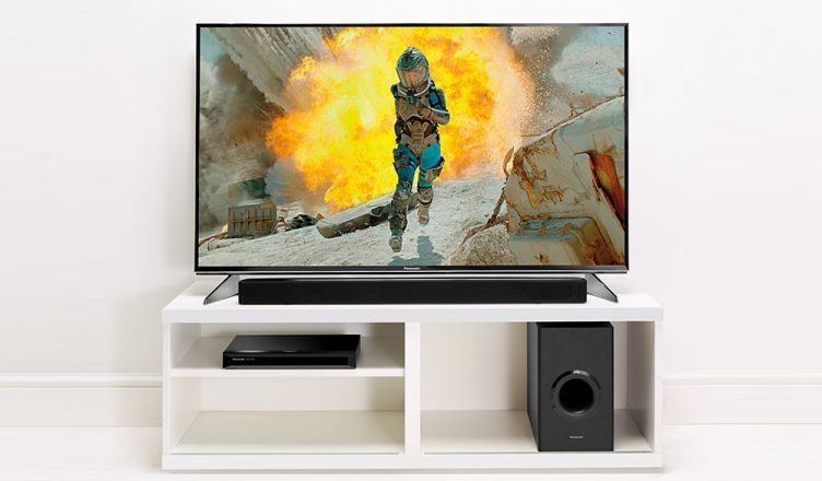 Review: Panasonic TX40EX600B 4K HDR Smart LED TV - Hughes Blog