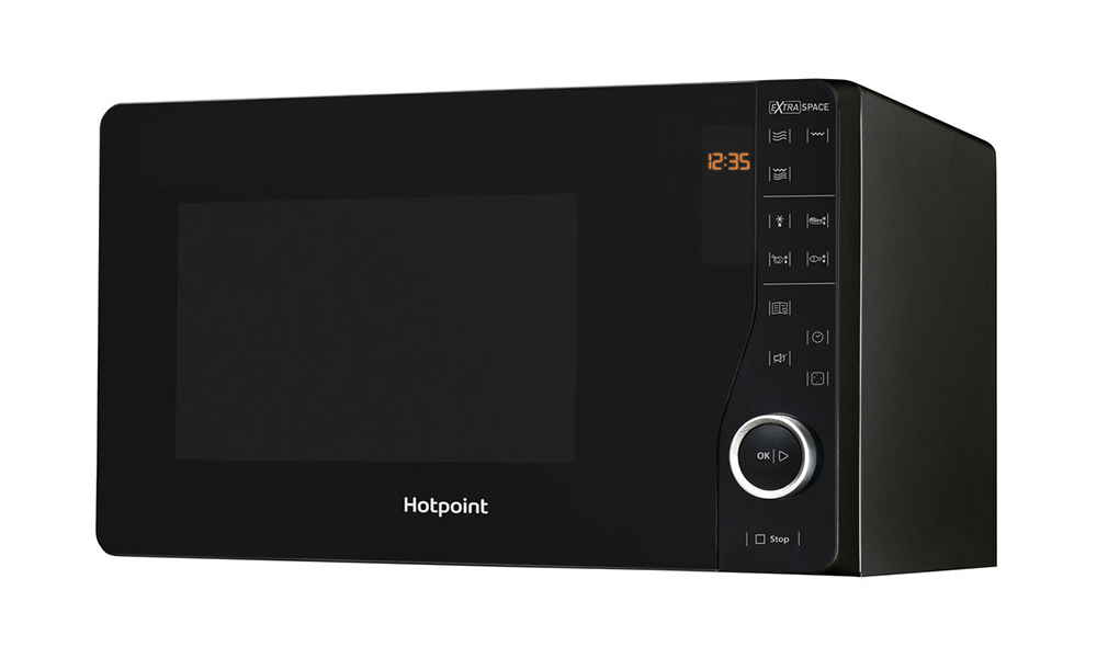 Hotpoint MWH2622MB closed