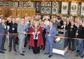 trade ribbon cutting