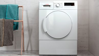 Bosch WTA79200GB Tumble Dryer lifestyle