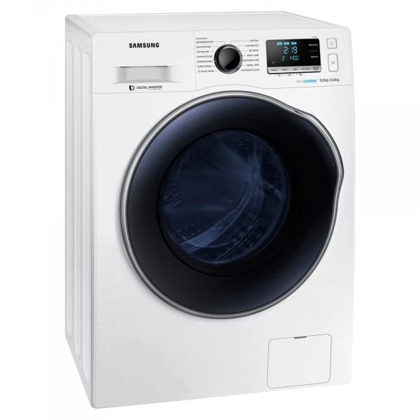 Samsung WD90J6A10AW stock image