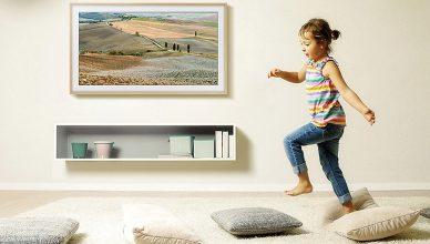 Frame TV lifestyle image