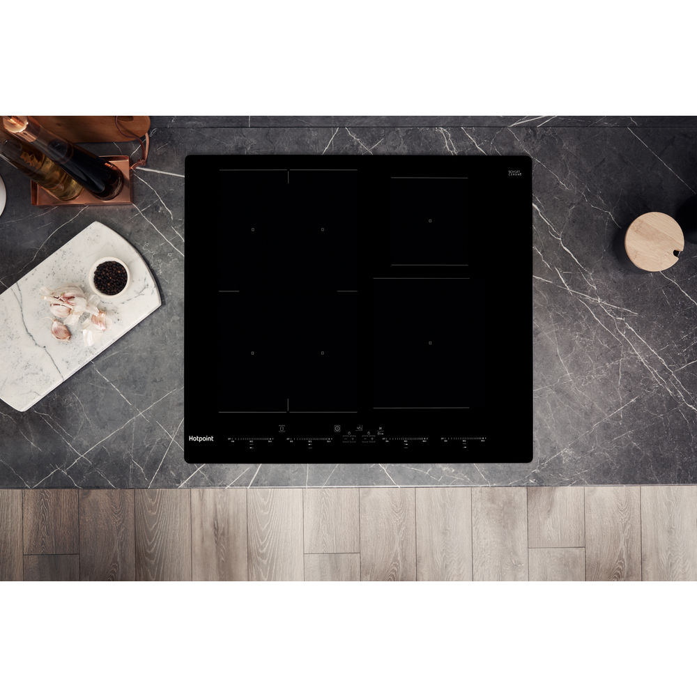 Hotpoint Active Cook Induction Hob birds eye view