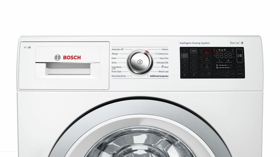 Bosch Serie 6 control panel