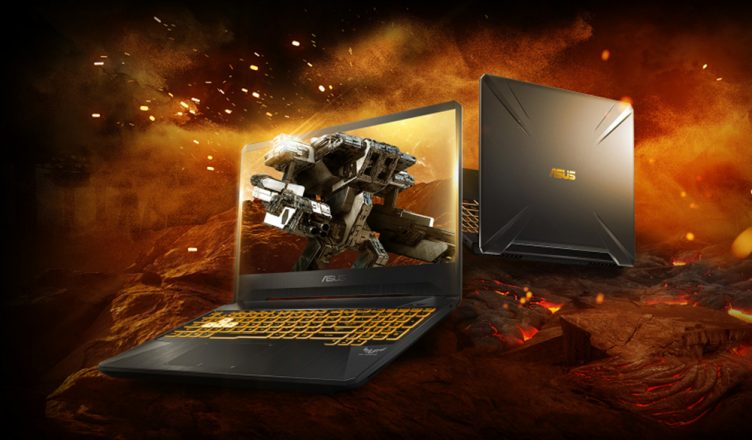 ASUS FX505DY Banner
