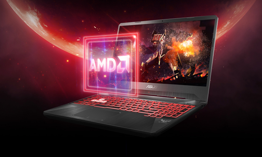 ASUS FX505DY AMD
