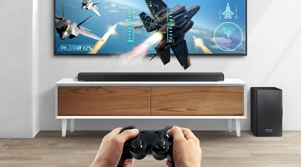 HWQ60R gaming mode