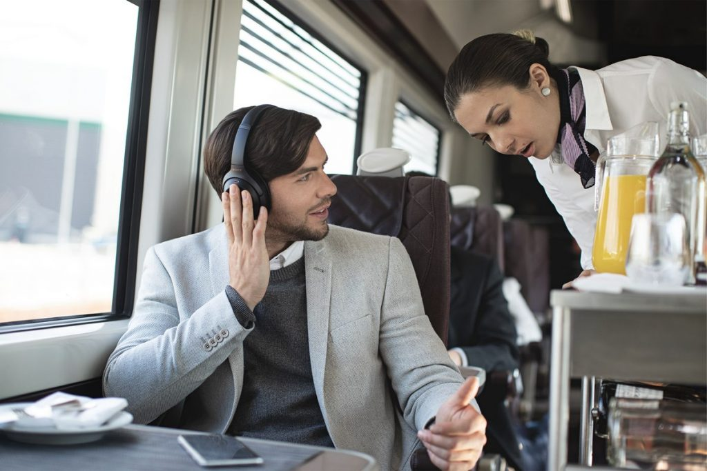 Sony WH1000XM3 commute