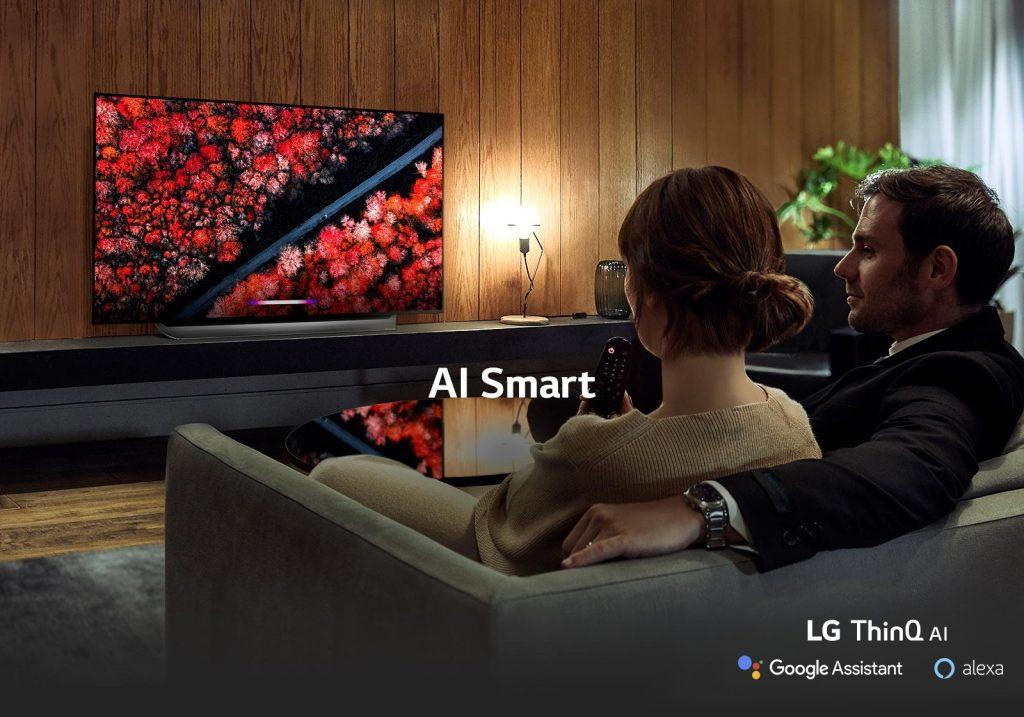 LG OLEDC9PLA AI Smart