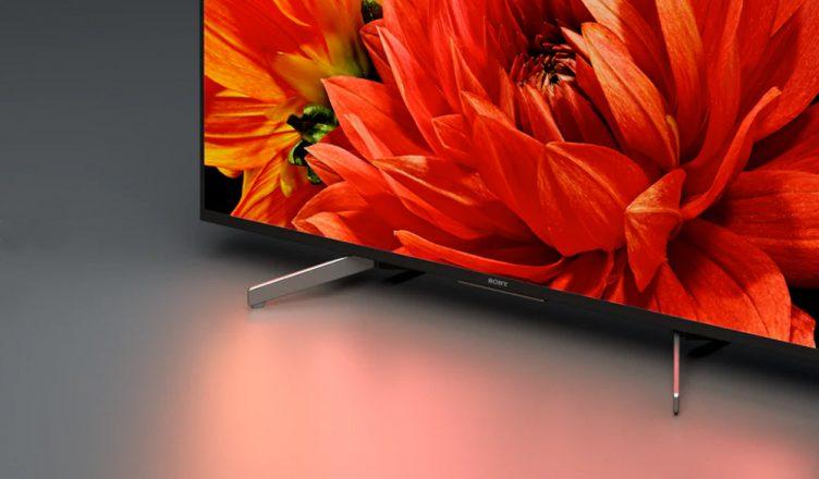 Sony XG8503 series header image