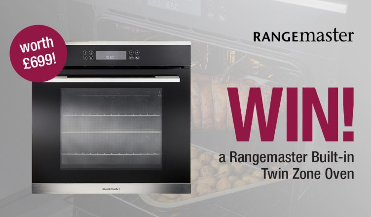 Rangemaster oven competition banner