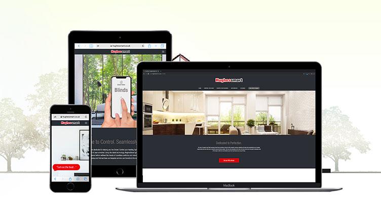 Hughes Smart New Website