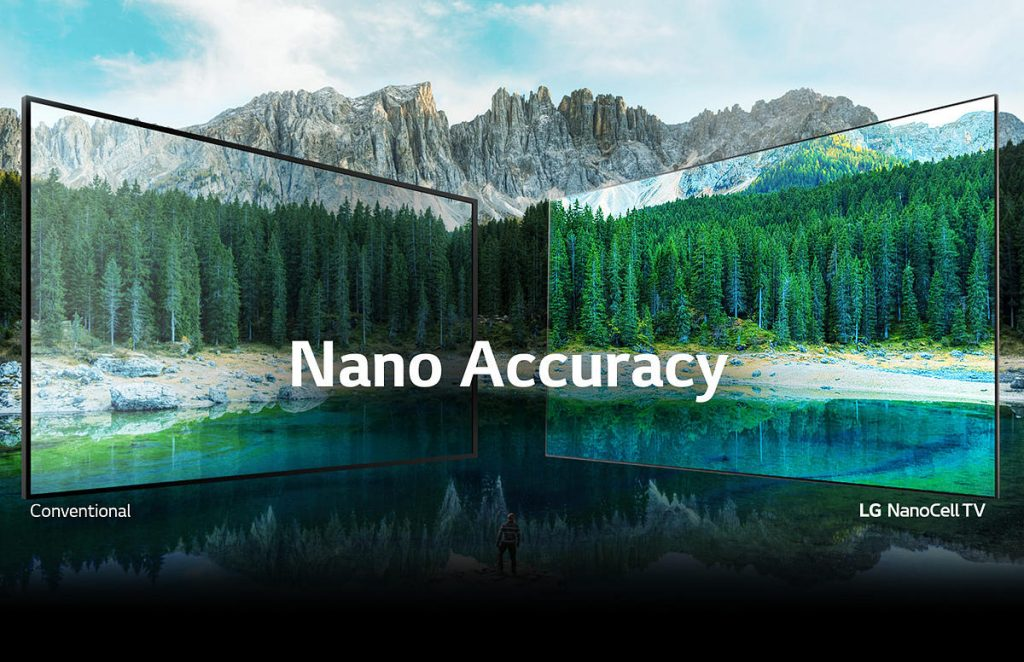 Nano Accuracy with the LG SM8600