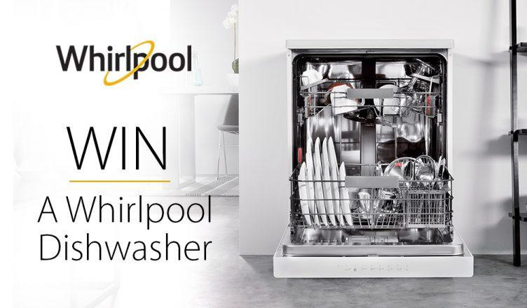 Win a Whirlpool Dishwasher