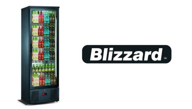 Blizzard Bottle Cooler