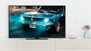 Panasonic GX550 4K smart TV banner