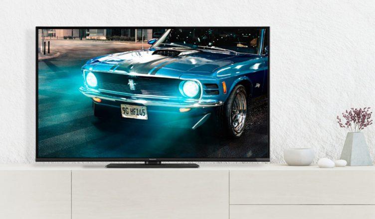Panasonic GX550 4K smart TV banner