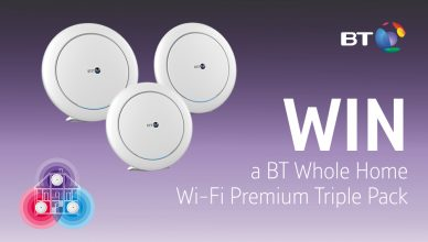 BT Premium Whole Home WiFi