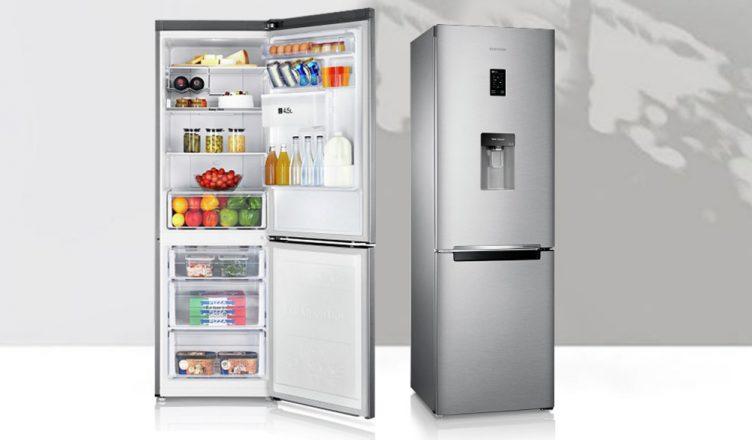 Samsung RB31FDRNDSA Fridge Freezer