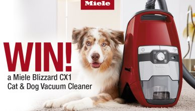 miele Blizzard Competition