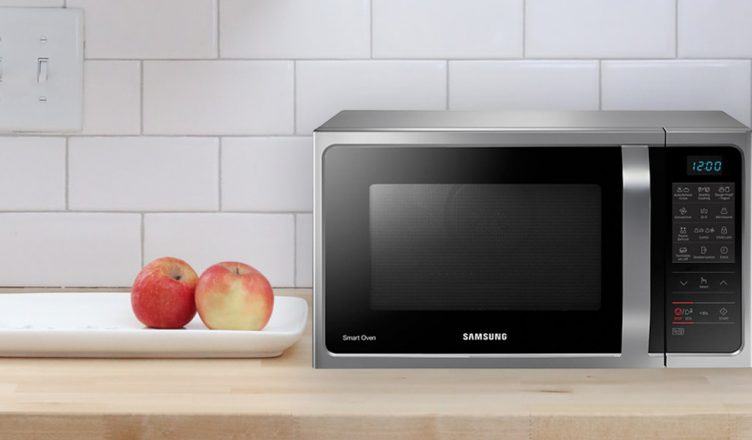 Samsung MC28H5013AS Microwave Oven