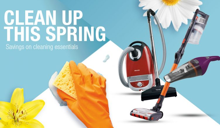 Spring Clean with Hughes