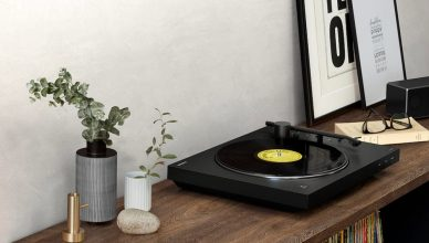 Sony turntable and headphones review