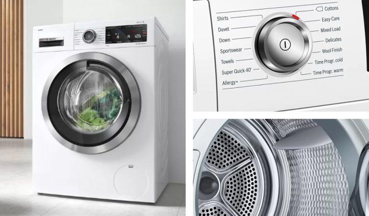 Bosch wtwh7660gb Dryer