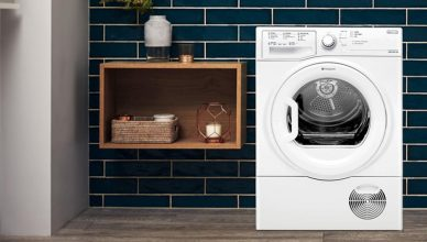 Hotpoint Condenser Tumble Dryer