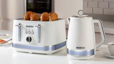 Morphy Richards Illumination Kettle & Toaster