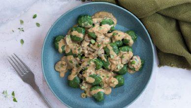 vegan gnocchi recipe