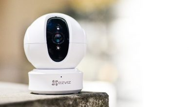 EZVIZ C6CN Smart Security Camera Prize Draw