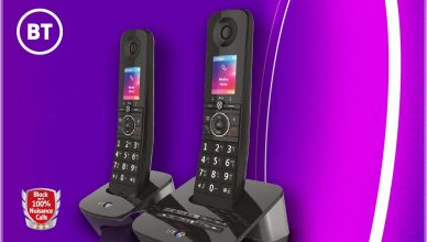 BT Premium Twin Cordless Phones