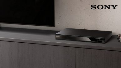 Sony Blu-Ray 4K Player