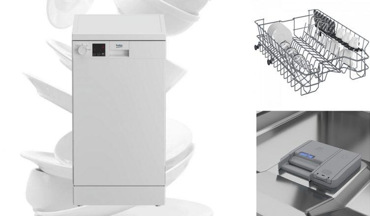 Beko DVS04020W Slimline Dishwasher Review