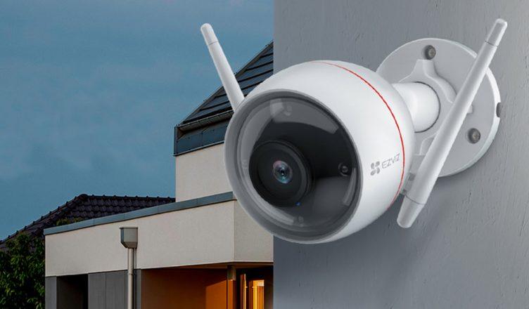 EZVIZ C3W Pro Smart Security Camera