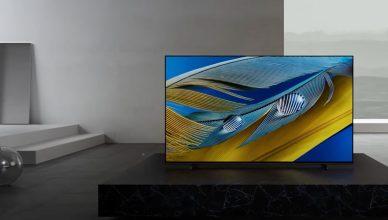 Sony A80J Smart TV