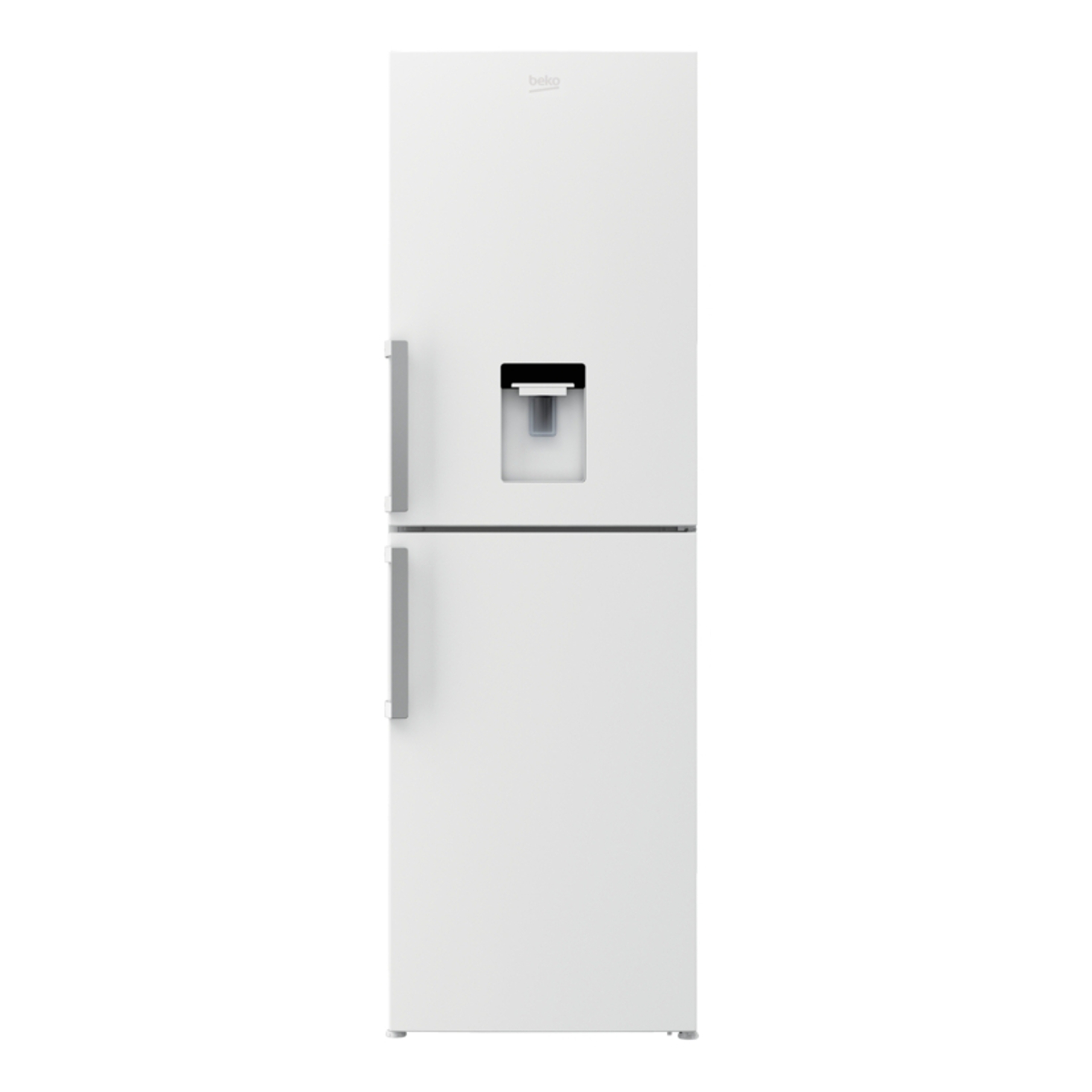 Beko Cfp1691dw Fridge Freezer With Water Dispenser