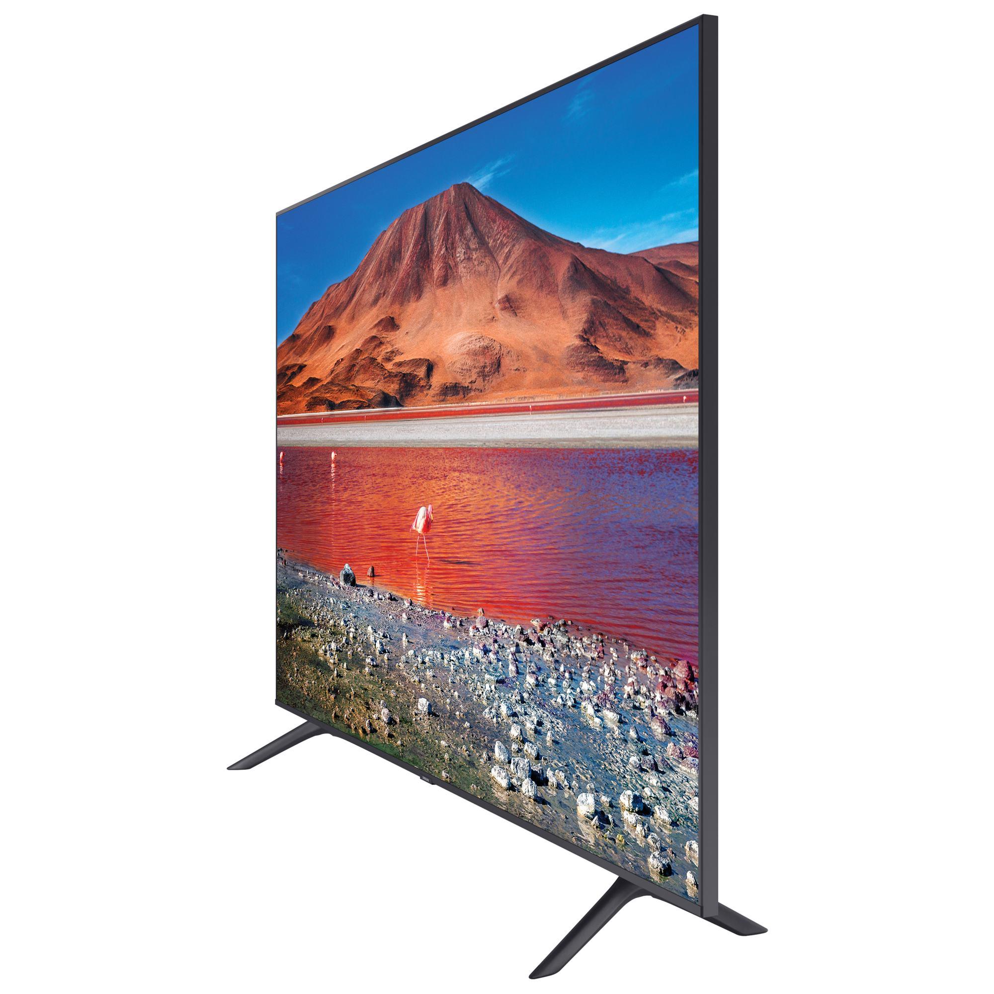"Samsung UE75TU7100 75"" HDR Smart 4K TV with Tizen OS"
