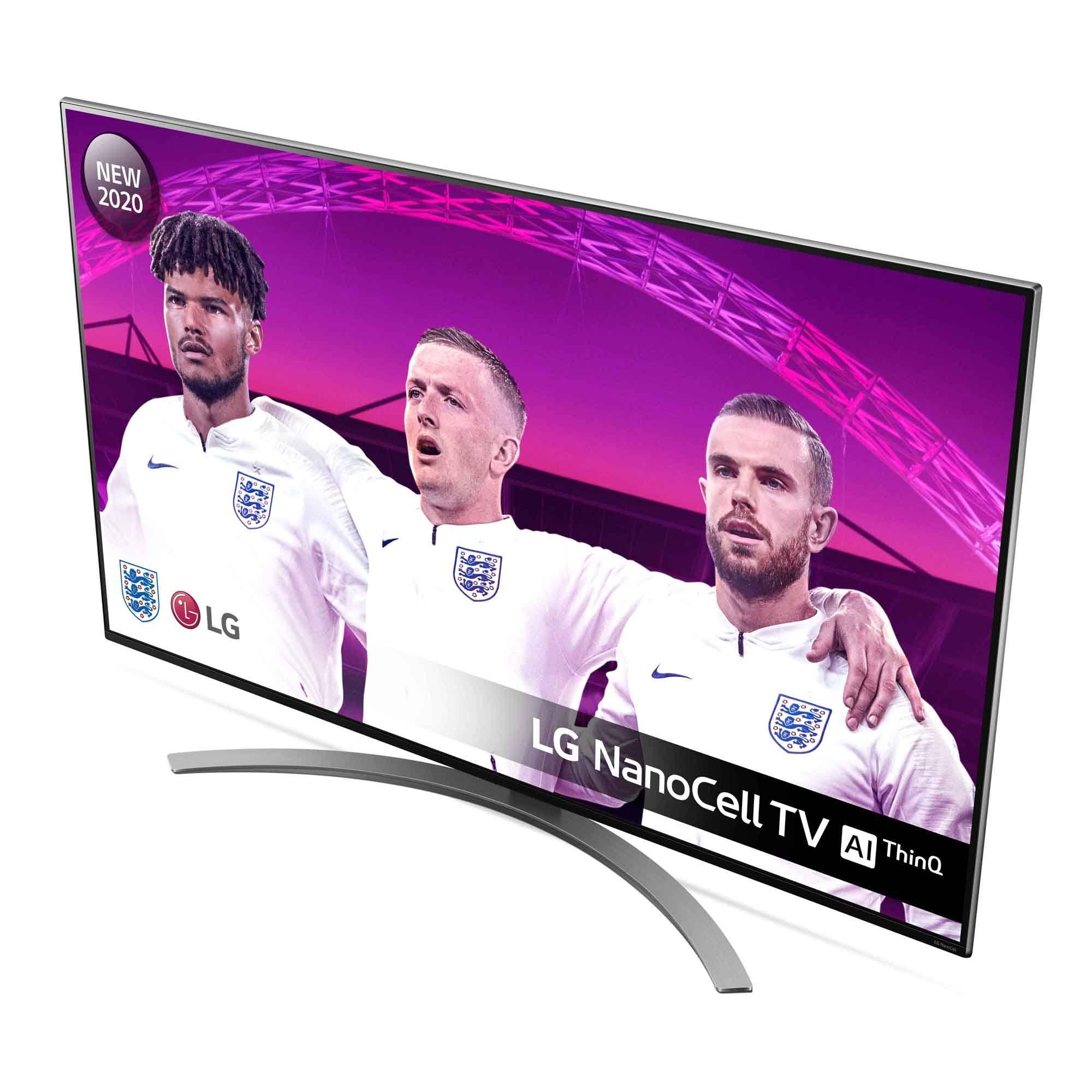 "LG 65NANO866NA 65"" 4K Ultra HD NanoCell Smart TV"