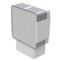 CAWM1012 Single Wall Bracket for Sonos Connect Amp in White