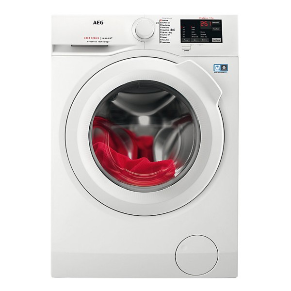 Compare cheap offers & prices of AEG L6FBI741N Freestanding Washing Machine with 7Kg Load Capacity with 1400RPM Spin Speed manufactured by AEG