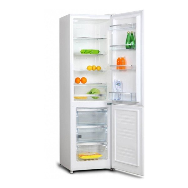 Compare cheap offers & prices of AMICA FK321-3DF Fridge Freezer with 301L Capacity and Energy Rating in White manufactured by Amica